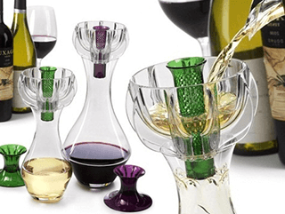 Which wines need aerating