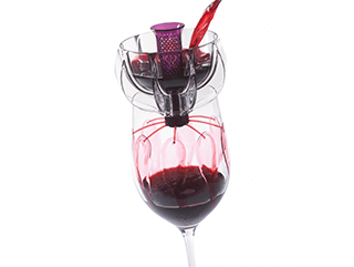 wine aerator testimonials blurb